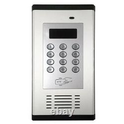 Gsm Gprs 3g Intercom Door Remote Controller Contrôle D'accès De Sécurité- K6w