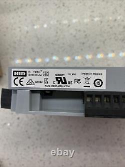 Hid Vertx V200 70200aeb0n Interface De Moniteur D'entrée 16 Entrées Contrôle D'accès De Porte