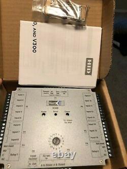 Hid Vertx V200 Door Access Control Input Monitor Interface Nouveau