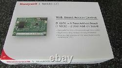 Honeywell Netaxs-123 Nxd-1 1 Porte Add-on Web Based Access Control Board Nib