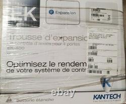 Kantech Ek-400access Control Expansion Kit, 4-door, Inclut Controller, 16