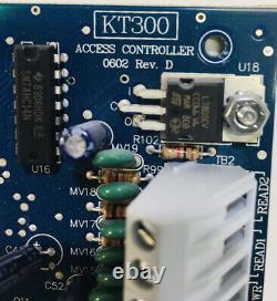 Kantech Kt-300/128k 2 Contrôleur De Contrôle D'accès De Porte- Planche Seulement