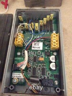Kit De Contrôle D'accès En Métal Clavier De Porte Magnétique Électrique Kit 2 Haut De Gamme