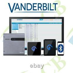 Kit De Verrouillage De Porte Électronique Intelligent Contrôle D'accès Bluetooth Sans Touches