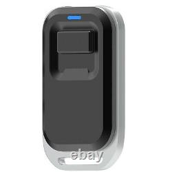 Kit De Verrouillage Électromagnétique 600lbs Avec Télécommande À Commande D'accès