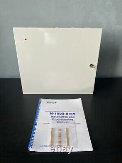 N-1000-iii Contrôleur De Contrôle D'accès Autonome 2portes/contrôleur