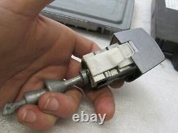 Oem 2008-2013 Bmw E90 E92 E93 M3 S65 M Engine Computer Dme Cas 3 Key Set 15047