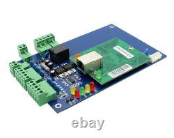 Réseau 1 Panneau De Commande D'accès De Porte Kit D'alimentation À Verrouillage Magnétique 600lb