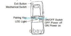 Sécurité Keyless Smart Remote Door Lock Kit De Contrôle D'accès Clavier Rfid Sans Fil