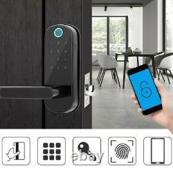 Serrure De Porte Numérique IC Karte Clé Wifi Serrure De Porte Pour Le Contrôle D'accès Smart Security