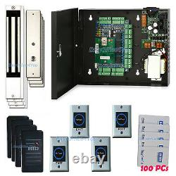 Smart Card Reader+access Control /door Access Control Systems Serrures Magnétiques