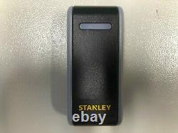 Stanley Kit De Contrôle D'accès 2 Portes Avec 2 Lecteurs De Mullion