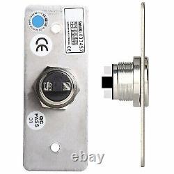 Système De Clavier Tactile De Contrôle D'accès De Porte Avec 600lbs Serrure Magnétique Électrique