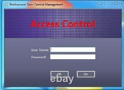 Système De Contrôle D'accès À La Porte Avec Lecteur De Carte De Proximité Samsung Et Logiciel