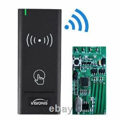 Visionis Fpc-8962 Contrôle D'accès À Deux Portes + Lecteur Sans Fil Et Kit Pcb Du Récepteur