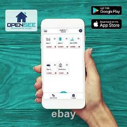 Zemgo Smart Wifi Door Access Control System Avec App + Electric Strike + Keypad