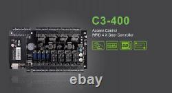Zkteco C3-400 4 Door ID Card Reader Access Control Tcp/ip Zk Board. Actions Des États-unis