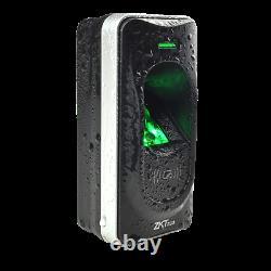 Zkteco Inbio 460 Access Control Kit 4 Porte + Lecteurs Biométriques Zk, Tcpip Rs485